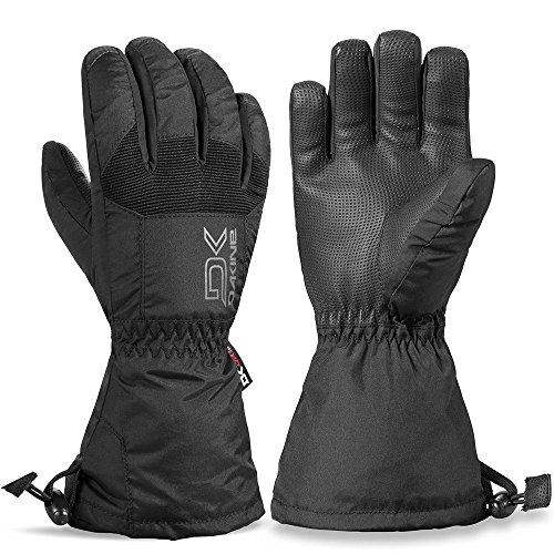 Dakine Kids Black Scout Jr Glove S