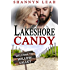 Lakeshore Candy: The McAdams Sisters (By The Lake Series Book 4)