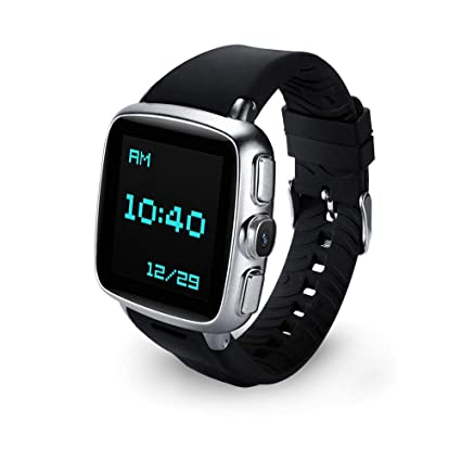 Amazon.com : SLOOG Smart Watch Android 5.1 metel 3G ...