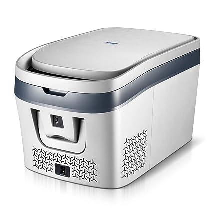 Amazon.es: 28L refrigerador del coche 38L 220V congelador 12V mini ...