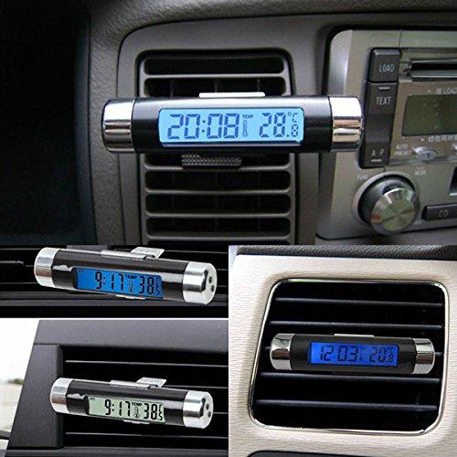 backlight car clock - 6