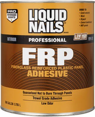 Amazon.com: Liquid Nails Frp Adhesive Concrete, Wood, Drywall Boxed ...