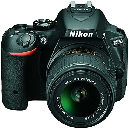 Nikon D5500 - Cámara digital Reflex de 24.2 MP, color negro: NIKON ...
