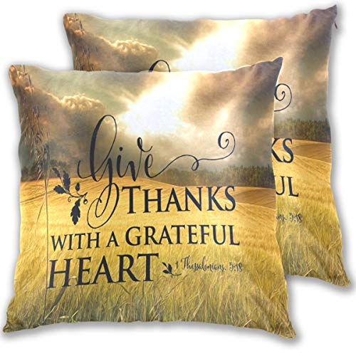 Abbylife Bible Quotes Verses give Thanks with a Grateful Heart 20