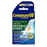 Compound W Maximum Strength One Step Invisible Wart