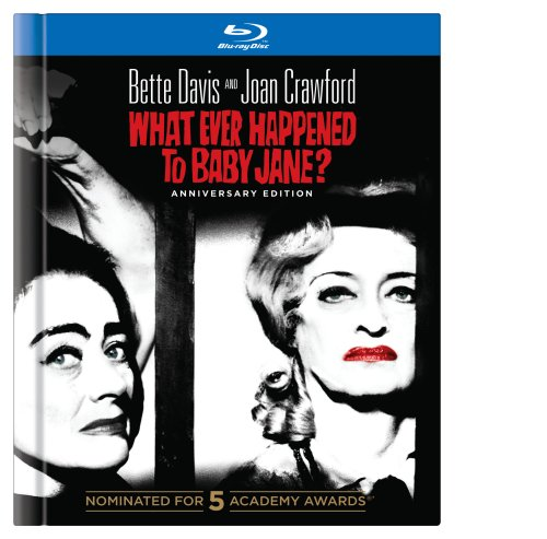 Blu-ray : What Ever Happened to Baby Jane? (Remastered, Digibook Packaging)