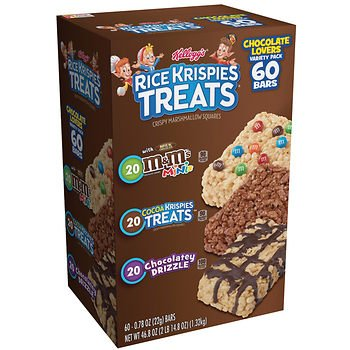 (Kellogg's Variety Rice Krispies Treat, 46.8 Ounce)