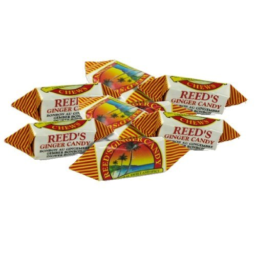 Reed's Ginger Candy Chews - 2lb ()