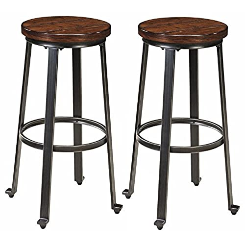 Rustic Bar Stools Amazon Com