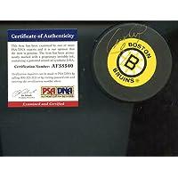 $86 » Cam Neely Signed Autograph Auto Hockey Puck PSA/DNA COA Boston Bruins NHL - Autographed NHL Pucks