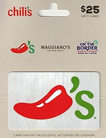 Amazon.com: Tarjeta de regalo Brinker: Tarjetas de regalo