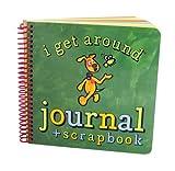 i get around journal + scrapbook