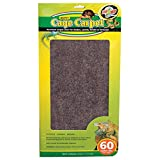 """Zoo Med 26083 Repti Cage Carpet (1 Pack), 18"""" x 48"""" (Assorted color)"""