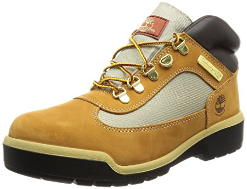 Timberland Mens Field Boot,Wheat,14 M Wheat Waterbuck