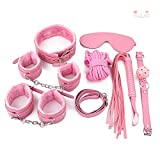 Shengming Pink Full Leather Protection, Lined with Plush
