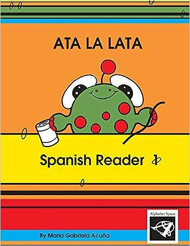 PDF Gratis Spanish Reader 1: Ata La Lata