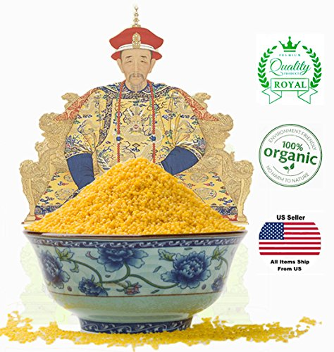 Mill Millet The Tribute of the Nobles Grain Millet Cereal From China by Non-Branded