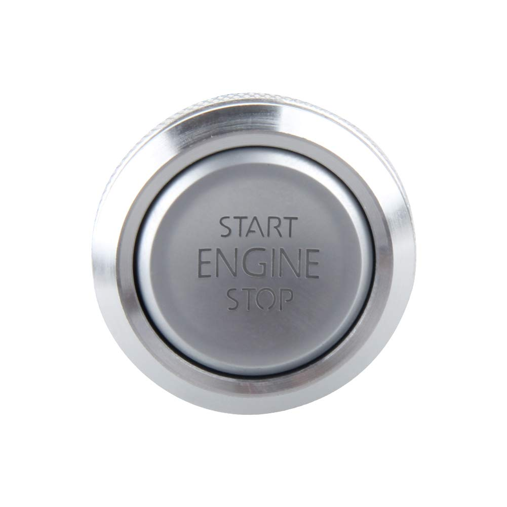 EASYGUARD Replacement push engine start stop button for ec002 series (P5 style, blue, light red) Zhongshan easyguard electronics co. ltd