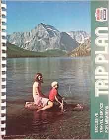 Allstate Motor Club Trip Plan 1979 California And Mexico