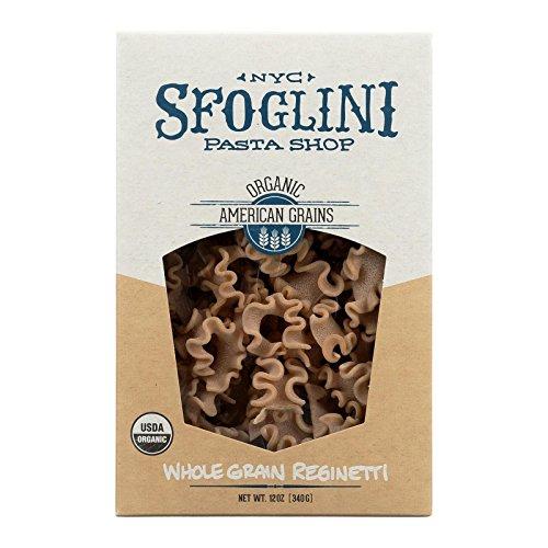 SFOGLINI, REGINETTI, OG2, WHOLE GRAIN - Pack of 6 by Sfoglini