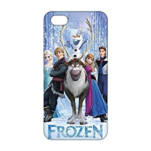 Frozen fashion pragmatic 3D For Iphone 6 Phone Case Cover