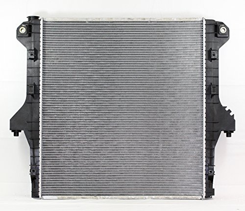 Radiator - Pacific Best Inc For/Fit 2711 03-07 Dodge Pickup 5.9L Turbo Diesel 07-09 Ram 2500 / 3500 6.7L Diesel PTAC