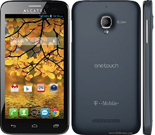 Alcatel One Touch Fierce T-Mobile 4G Android Smartphone - Si