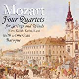 American Baroque Plays Quartets for Strings & Wind