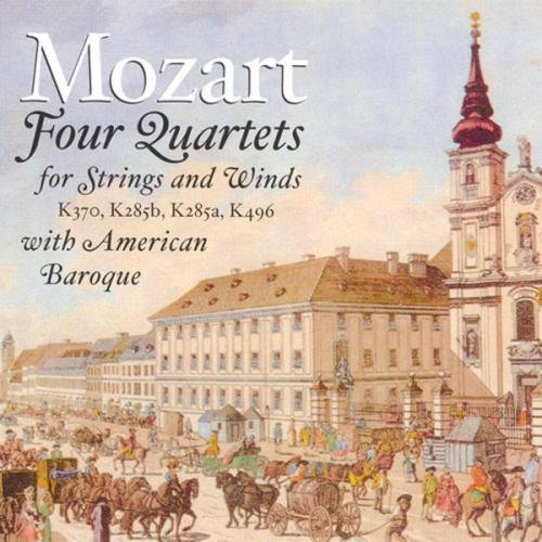Music : American Baroque Plays Quartets for Strings & Wind