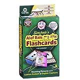 KISREI 56 Alef-Bais educational flash cards, Loshon