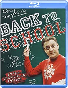 Back To School (1986) [Blu-ray]