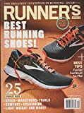 Runner's World September/October 2018 Brooks Ghost Cover