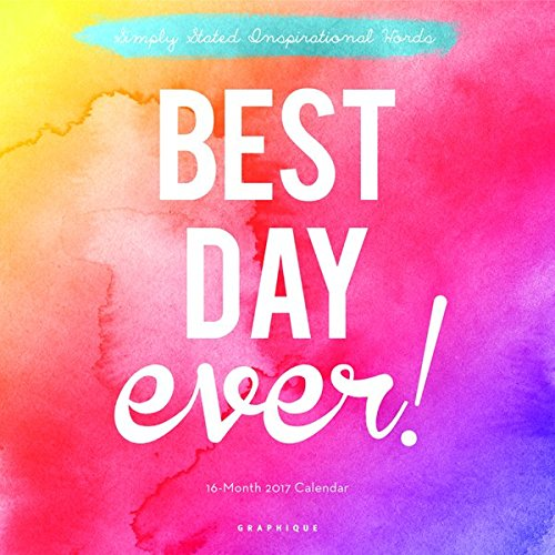Graphique Best Day Ever 12