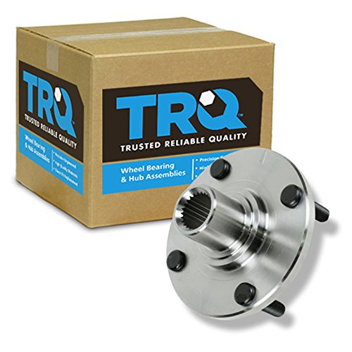 TRQ Front Wheel Hub & Bearing Kit Left or Right for 00-11 Ford Focus
