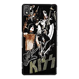 Modish Band Members The Kiss Band Phone Case Cover for Sony Xperia Z3