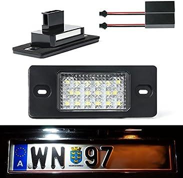 Do Led E01 1 Led Kennzeichenbeleuchtung Mit E Prüfzeichen Auto