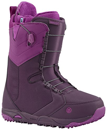 Burton Limelight Snowboard Boot 2018 - Women's Berry 6.5 by Burton