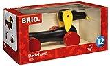 BRIO Pull Along Dachshund