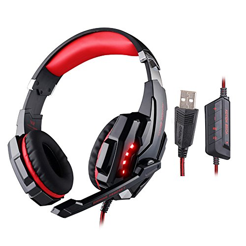 Gaming headset .
