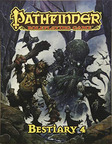Pdf Science Fiction Pathfinder Roleplaying Game: Bestiary 4 Pocket Edition