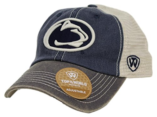 Football Game Time Trucker Hats (Penn State Nittany Lions Top of the World