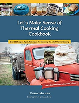 Lets Sense Thermal Cooking Cookbook ebook product image