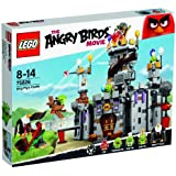 Lego 75826 - The Angry Birds Movie - Le Château du Roi Cochon