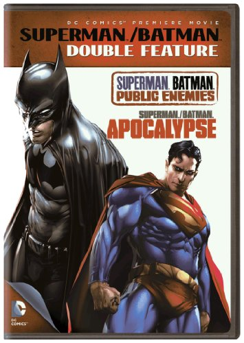DVD : Superman / Batman (Full Frame, , Eco Amaray Case, 2 Disc)