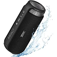 BÖHM IMPACT Water Resistant Portable Wireless Speaker 24W w/Bluetooth, NFC & AUX Connectivity, Built-in Mic, Volume Control Wheel, Indoor/Outdoor Mode