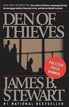 Den of Thieves by [Stewart, James B.]