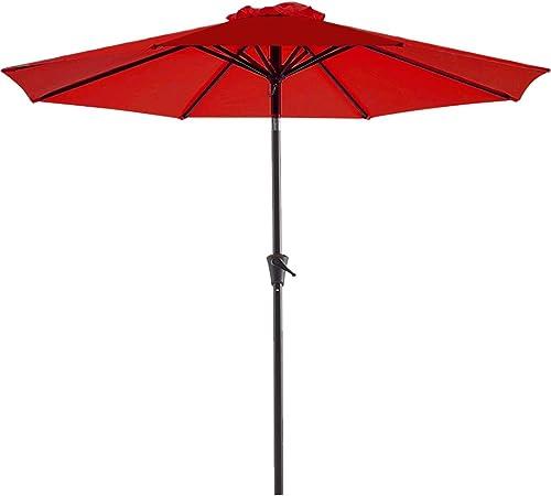 Le conte 9ft Patio Umbrella Outdoor Market umbrella Table Umbrella