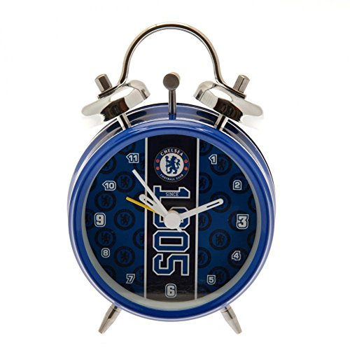 - Chelsea F.c. Alarm Clock Es Official Merchandise