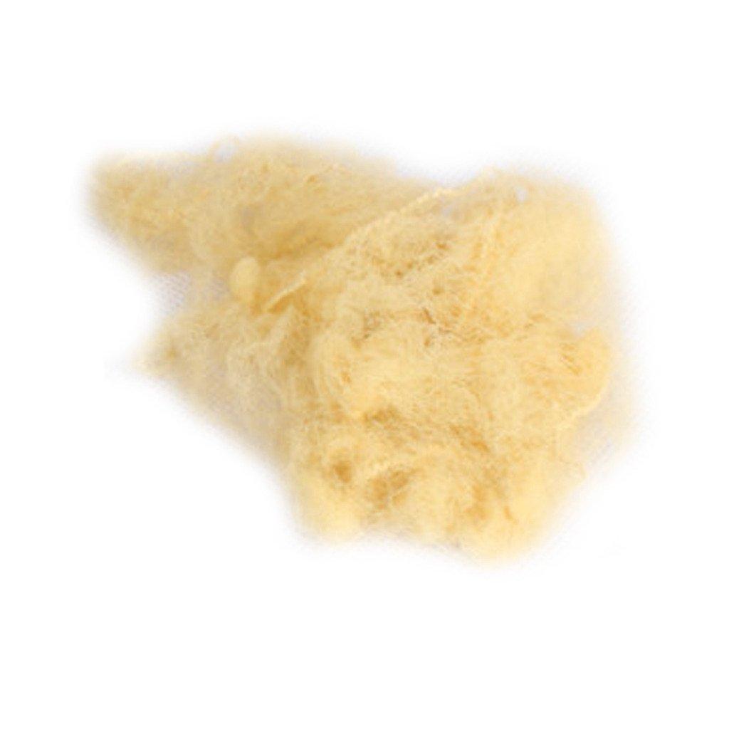 WeKen Pack of 100pcs Hair Nets Invisible Elastic Edge Mesh 50cm 20