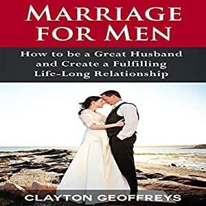 Marriage for Men Audiobook